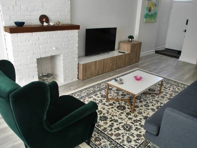 Relax in style in the living room