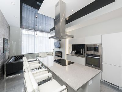 Photo for Modern Luxury Loft in Downtown Montreal