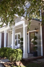 Oxford, Mississippi.  Townhouse 1 Mile From Ole Miss And The Historic Square