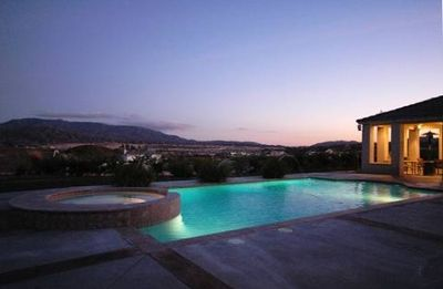 Photo for Luxury Upscale Wine Country Estate|5 Acres|Pool|**18% Discount w/ 7 Night Stay**