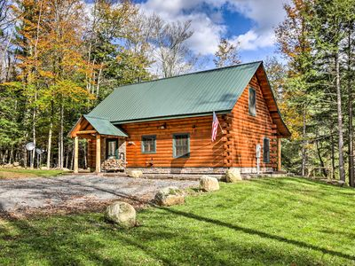 Photo for NEW! Otter Creek Cabin w/Swimming Hole, Waterfalls