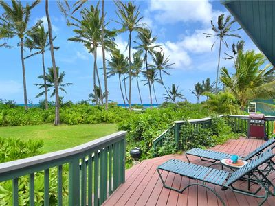 Photo for Beachfront with Gorgeous Ocean Views, Enjoy Long Walks along the Sandy Beach