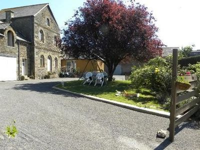 Photo for 2BR Cottage Vacation Rental in Roz-Landrieux, Bretagne