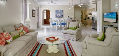 Photo for The Falls Townhouse 4  -  Near Ocean - Located in  Exquisite Sandy Lane with House Cleaning Included