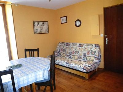 Photo for Apartment with separate bedroom, sleeps 4, near Barèges center