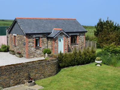 Photo for 1BR Cottage Vacation Rental in Camelford, Cornwall