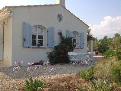 Photo for Charming house in the coasts of Provence