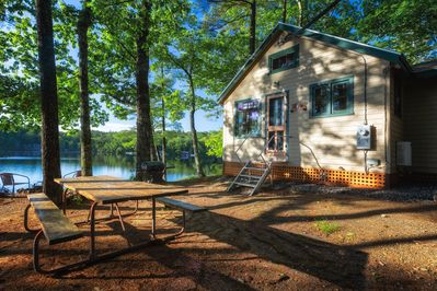 'Wicked Cute!' Maine Camp - The perfect place to relax and recharge.