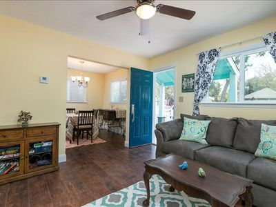 Photo for ABSOLUTELY ADORABLE HOUSE- Walk to Paso Square!
