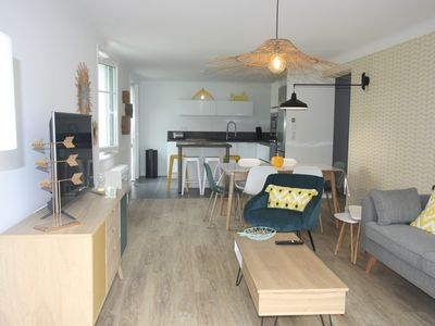 Photo for Maison GUREA RDC classified 3 stars 6 people, 3 bedrooms 2 bathrooms Bidart