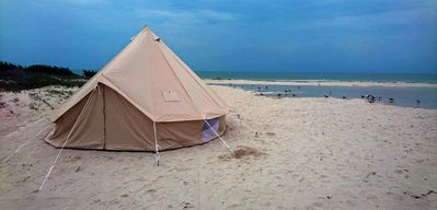Photo for Glamping Beach in Yucatán