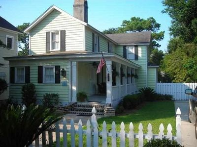 Photo for Historic Home In Downtown Georgetown, Close To Charleston And Pawleys Island