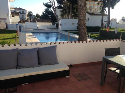 Photo for Modern 3 bed townhouse Walking distance to beach, La Cala de Mijas centre & golf