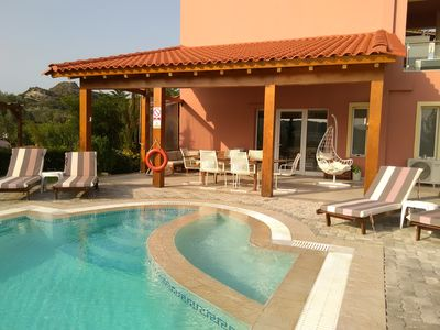 Photo for Villa Sephora with heated pool