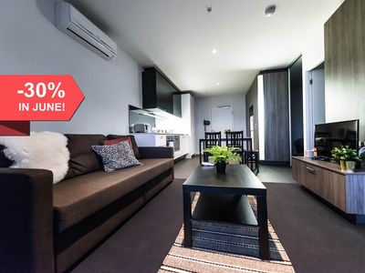 Photo for COZY 2BR Suites NEXT to SOUTHERN CROSS + FREE WiFi