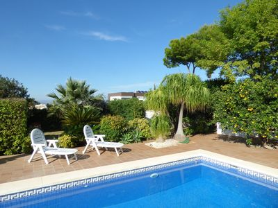 Photo for Superb 4 Bedroom 4 Bathroom Villa with Private Pool & High Speed WiFi