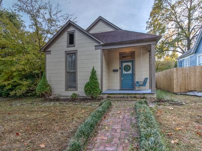 Historic Midtown Bungalow Walkable to Overton Square