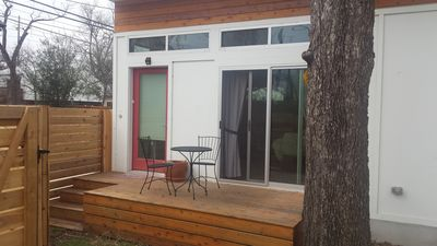 Photo for Contemporary East Austin Cottage