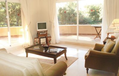 Photo for Apartment in Marbella with Internet, Terrace (153019)