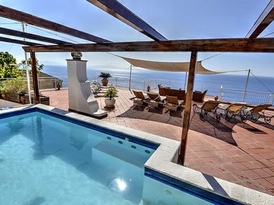 Photo for 3 bedroom Villa, sleeps 11 with Pool, Air Con and FREE WiFi