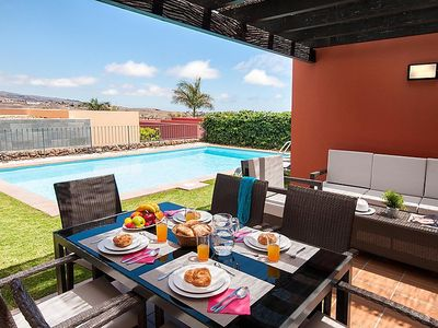 Photo for Vacation home Par 1 in Maspalomas - 4 persons, 2 bedrooms