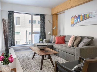 Photo for Gorgeous 1BR - Sleeps 4 - Popular Griffintown!