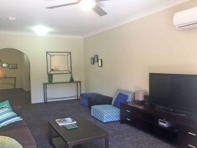 Photo for 2 'Bronte Court' 17 Magnus Street - air con, complex pool and centrally located