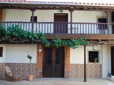 Photo for Self catering holiday rental Los Polvazares for 14 people