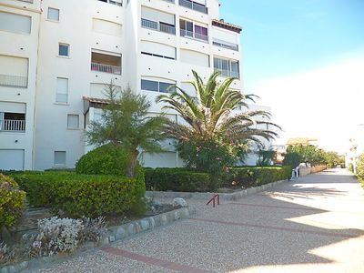 Photo for Apartment Les Cyclades in Port Leucate - 4 persons, 1 bedrooms