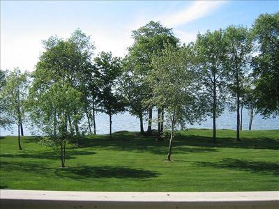Photo for Charming & Updated End Unit Townhome on Lake Mille Lacs