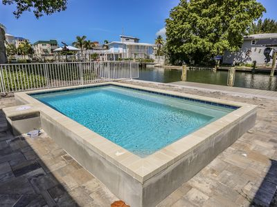 Photo for Welcome to 405 Harbor Court, a waterfront home located at the north end of Estero Island.