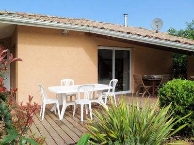 Photo for Vacation home Chemin du Bosquet (MES130) in Messanges - 6 persons, 3 bedrooms