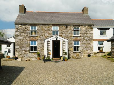 Photo for Traditional 6 bedroom farmhouse close sandy beaches and Haverfordwest