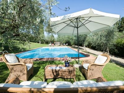 Photo for 7 bedroom Villa, sleeps 14 in Suore Domenicane with Pool, Air Con and WiFi