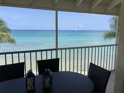 Photo for Amazing views...Stunning 3 bedroom top floor condo right on the water...