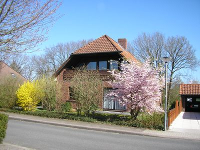 Photo for Apartment, 3 bedrooms, terrace, quiet and close to the coast in Ostfriesland