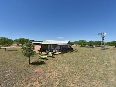Photo for 1BR Guest House Vacation Rental in Fredericksburg, Texas
