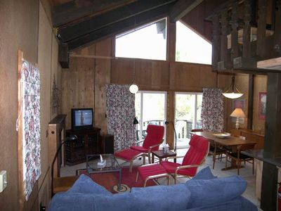 Photo for Arosa #1307: 2 BR / 2 BA chalet in Incline Village, Sleeps 6