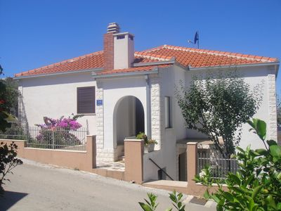 Photo for Holiday apartment Trogir for 1 - 9 persons with 4 bedrooms - Holiday apartment