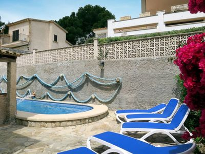 Photo for Apartment Clara B (CSV177) in Cala San Vicente - 4 persons, 2 bedrooms
