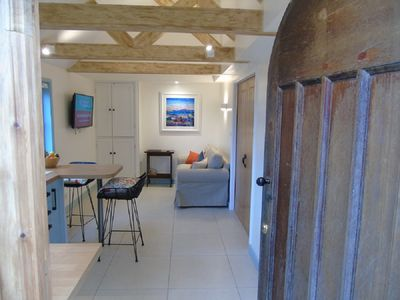Photo for Contemporary barn - perfect base to explore SE England