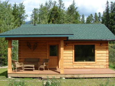 Photo for Mica Mountain Lodge & Mica cabin at Mt Robson Park, near Jasper National Park