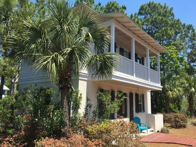Photo for Cozy Bungalow at Seagrove ~ Community Pool ~ Close to the Gulf!
