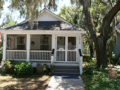 Photo for Cozy Port Royal Cottage, 2 miles from Parris Island Marine Base near Beaufort SC