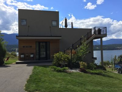 Photo for Lake Front House With Stunning Views Of Lake Windermere And The Mountains.