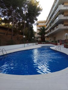 Photo for NEW penthouse apartment with terrace and pool. (Parking op.)