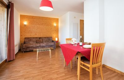Photo for Beautiful studio for 2 persons. A bright living room with sofabed  for 2 persons (or 2 single beds o