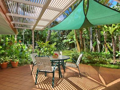 Spacious, Private Home w/ Rich Tropical Gardens and AC Throughout!