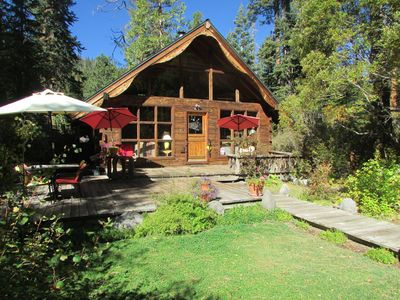 Photo for 2BR Cabin Vacation Rental in Tahoe City, California
