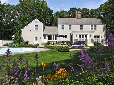 Photo for East Hampton Rental for your enjoyment.  Private and close to everything.